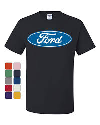 ford logo licensed ford logo t shirt truck mustang f150 muscle car tee shirt