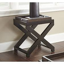 tray top end table greyson living amherst tray top end table by living room furniture