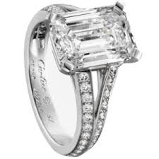 cartier engagement rings cartier engagement ring polyvore