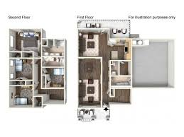 4 bed 2 5 bath apartment in fort hood tx fort hood family housing