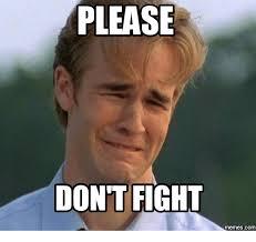 Fighting Memes - please dont fight memes com fight meme on me me