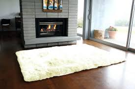 Faux Fur Area Rugs Faux Fur Area Rugs Throw Rug Au 8 X Sheepskin Shag Luxury Shaggy