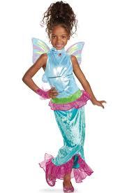 Mermaid Halloween Costumes Kids Winx Club Aisha Winx Club Aisha Winx Club