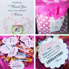 gift idea for nicu nurses in honor of my preemie
