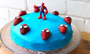 make birthday cake easy birthday cake idea how to make a cake