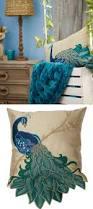 best 25 peacock pillow ideas on pinterest felt peacock feathers