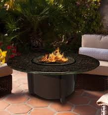Starting A Fire Pit - carmel round fire pit w 42