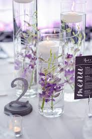 vase centerpiece ideas chic cylinder vase wedding centerpiece ideas 1000 images about