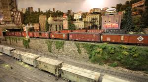 tunnel vision man builds million dollar model railway youtube