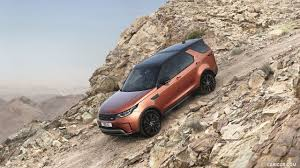2018 land rover discovery first edition off road hd wallpaper 7
