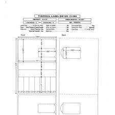 custom printed 3 625 x 5 25 dt label c1280 pharmacy automation