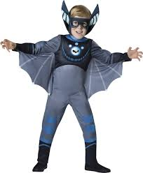 bat costume buy kratts quality kids blue bat costume