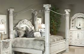 Black King Canopy Bed King Canopy Bedroom Sets Home Designs Ideas