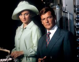 Roger Moore by Bond Jane Seymour On Roger Moore