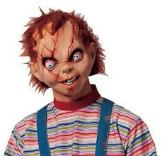 chucky mask chucky mask licensed clothing