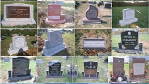 grave marker designs ohio memorial etching company s guide to headstones grave