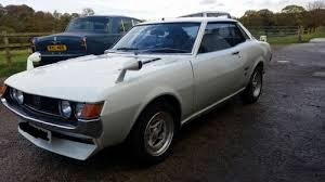 toyota celica gt for sale uk toyota celica ta22 gt for sale 1975 on car and uk c838946