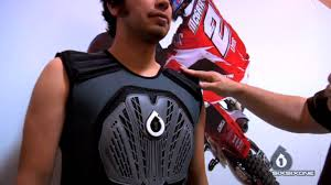 sixsixone motocross boots sixsixone core saver vest youtube