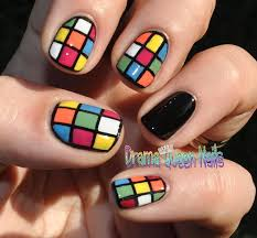 drama queen nails puzzle your friends with your amazing nails