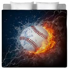 Baseball Bed Sets Sports Custom Bedding Duvet Covers Comforters Sheets Bed Sets