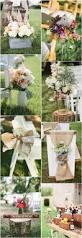 rustic country garden wedding ideas outdoor backyard wedding