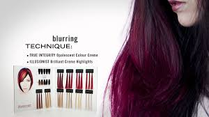 scruples ombre and blurring technique youtube