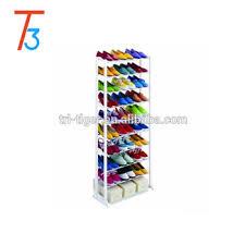 30 pair shoe cabinet 10 tiers 30 pair mental shoe rack space saving shoe cabinet storage