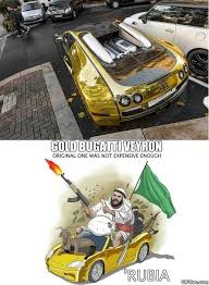 Gold Memes - gold bugatti veyron imglulz funny pictures meme lol and