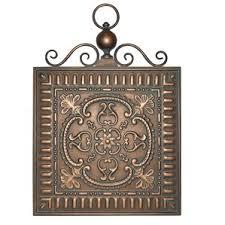 ornamental metal wall you ll wayfair