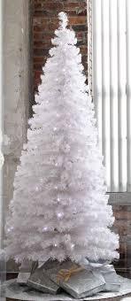 pre lit white tree next
