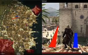 Ac4 Black Flag Assassin U0027s Creed 4 Black Flag Map Scale