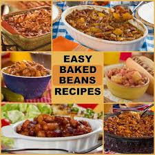 easy baked beans recipes mrfood com