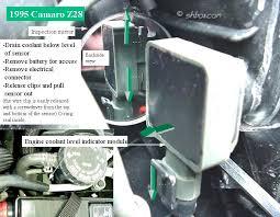 Coolant Light Low Coolant Light Stays On Ls1tech Camaro And Firebird