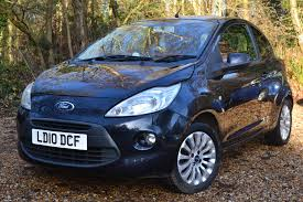 used ford ka 1 2 zetec 3 doors hatchback for sale in chandlers