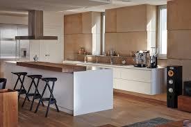 architectural kitchen design kitchen wood and living less glitz more style the bratislava