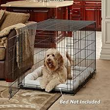amazon black friday bird cages amazon com midwest life stages folding metal dog crate pet