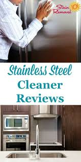 best 25 best stainless steel cleaner ideas on pinterest clean