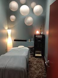 Spa Decor The Spa At Pacific Wellness Massage Therapy Room Www