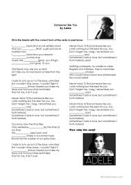 thanksgiving music worksheets 56 free esl adele worksheets