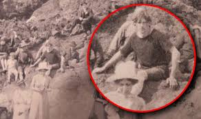 is time travel really possible images Time travel shock 1917 photo 39 proves 39 time travel real weird jpg