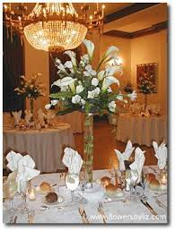 brides helping brides please post high centerpieces with