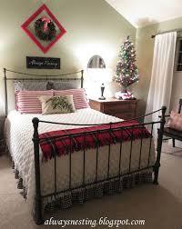Bedroom Home Decor Best 25 Christmas Bedroom Decorations Ideas On Pinterest