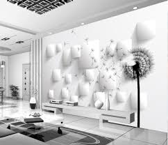online get cheap wall murals photos aliexpress com alibaba group home decoration wall mural photo wallpaper dandelion wallpapers for living room 3d nature wallpapers china
