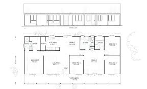 open floor plan house plans rectangle house floor plans rectangular open floor house plans