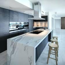 photo cuisine avec ilot central ilot central plan de travail cuisine avec ilot central plan de