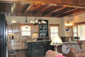 Cabin Themed Decor Tag For Log Home Kitchen Lighting Ideas Nanilumi