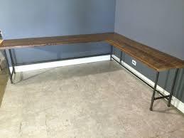 L Shaped Studio Desk 23 Best L Shaped Desk Images On Pinterest Pipe Furniture