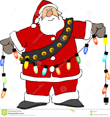 santa lights stock photos image 363873