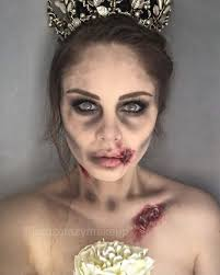 Dead Prom Queen Halloween Costume 25 Dead Bride Ideas Zombie