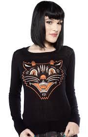 fur sweater sourpuss fur sweater sourpuss clothing